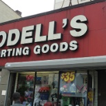 Modell's Sporting Goods photo: Modell's Sporting Goods