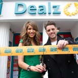 Poundland photo: Grand opening of our Cork store in Ireland