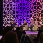ACV Leaders on stage at Women in Auto