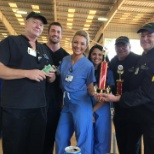 Ocala is the second place winner for the local chili cook-off!