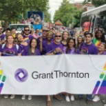 photo of Grant Thornton, Happy Pride Month!