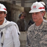Army Corps of Engineers photo: Maj.Gen.Kendall P.Cox, Deputy Commanding General for