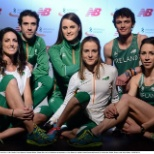 New Balance photo: We're excited to annouce our multi-year partnership with Athletics Ireland.