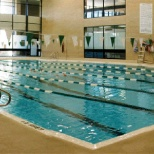 Seward County Community College photo: Pool located next to the Wellness Center