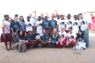 Employees on Aspen Heights in Africa trip
