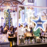 The Christmas press showcase in London - well done to the product development team!
