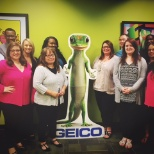 Say hello to our awesome Indy HR team!