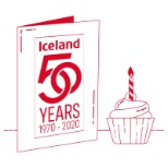 50 years of Iceland. 1970 - 2020
