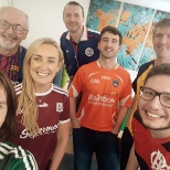 Galway Office Jersey Day