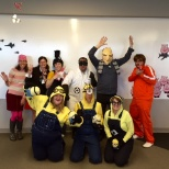 MaxPoint photo: Gru and the Minions stopped by for a few insights on how to steal the moon