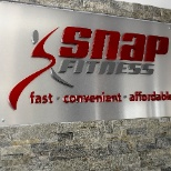 Snap Fitness photo: front desk