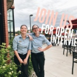 Join us for Open Interviews!