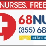 Midland Memorial Hospital photo: FREE phone service from local nurses to the west Texas community!