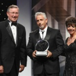 Solera photo: Solera's founder and CEO, Tony Aquila, was named national Ernst & Young Entrepreneur of the Year