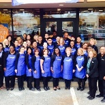 The reopening of Pier 1 Imports store #0061 in Long Island.