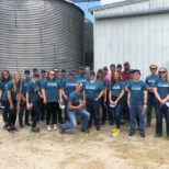 Dairy Farmers of America, Inc. photo: Internship Field Trip 2019