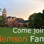 Come join our Clemson Family!