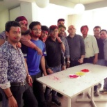 Telenor photo: Holi Celebration