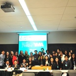 Sales Talent Agency leads workshop for York University students to get them thinking about sales