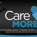 we care more, we do more, share..