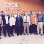 A snapshot of our Crown employees in Dayton, OH.
