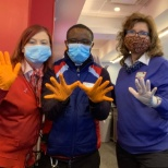 Avis Budget Group photo: All suited up in our PPE!