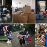 Our offices around the world helping by donating items for Hurricane Harvey Relief Charity