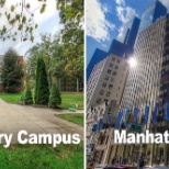 NYIT CAMPUSES