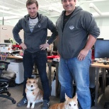 Nerdery photo: Bring your dog to work!