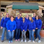 A team of Technoform colleagues volunteered at the Cleveland Zoo last week.