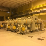 ABB 145kV Gas insulated switchgear