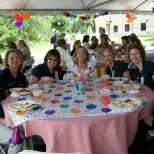 At one of our Nurses Week events
