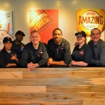2nd DC Burger Works location opened yesterday at 19th & L