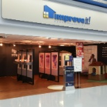 Improveit! Home Remodeling photo: Retail Showroom in New Albany, IN