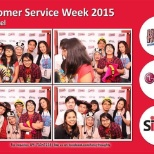 Sitel photo: LG customer service week