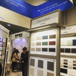 Bedrosians Tile and Stone photo: Bedrosians at the KBIS tradeshow in Las Vegas, NV - 2016.