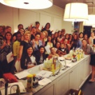 Our Santa Monica Team! Peace, Love and Blowouts!