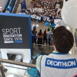 Decathlon photo: Sport Innovation Since 1976