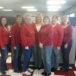 Wear Red for Women!