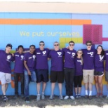 2015 Summer Interns Giving Back to the Community