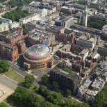 Imperial College London photo: Ariel view of Imperial college London
