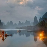 Famous Guilin Scenery