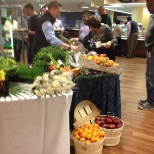 ADP Farmers Market at ADP HQ in Roseland, NJ.  Seasonal but always fun!