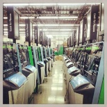 ecoATM photo: ecoATM machines ready for rollout!