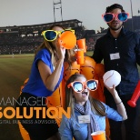 Managed Solution photo: Come have a ball with us!
