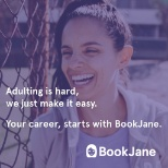 Your career, starts with BookJane.