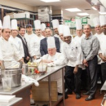 Some of our Chefs at the Culinary Institute of America