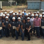 Cortland Partners photo: Dallas teams partnering with Habitat for Humanity during Cortland Commitment