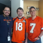 Congratulations to the Denver Broncos from your avid fans at TeleTech!