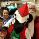 Christmas at Chick-fil-A